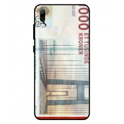 1000 Danish Kroner Note Cover For Huawei Enjoy 9