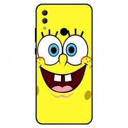 Durable SpongeBob Cover For Huawei Honor 10 Lite