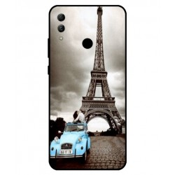 Durable Paris Eiffel Tower Cover For Huawei Honor 10 Lite