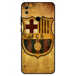 Durable FC Barcelona Cover For Huawei Honor 10 Lite