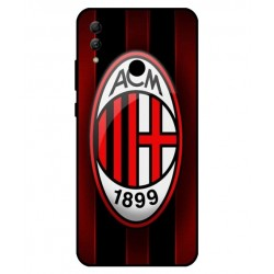 Durable AC Milan Cover For Huawei Honor 10 Lite