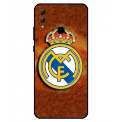 Durable Real Madrid Cover For Huawei Honor 10 Lite
