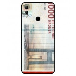 1000 Danish Kroner Note Cover For Huawei Honor 10 Lite