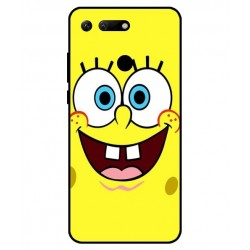 Durable SpongeBob Cover For Huawei Honor View 20