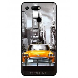New York Cover Til Huawei Honor View 20