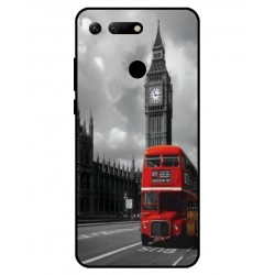 Durable London Cover For Huawei Honor View 20