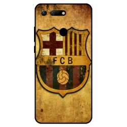FC Barcelona Cover Til Huawei Honor View 20