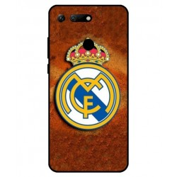 Real Madrid Cover Til Huawei Honor View 20