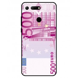 Durable 500 Euro Note Cover For Huawei Honor View 20