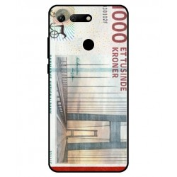 1000 Danish Kroner Note Cover For Huawei Honor View 20