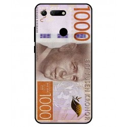 Durable 1000Kr Sweden Note Cover For Huawei Honor View 20