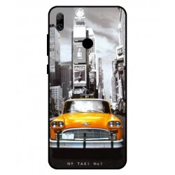 Durable New York Cover For Huawei P Smart 2019