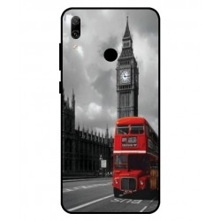 Durable London Cover For Huawei P Smart 2019