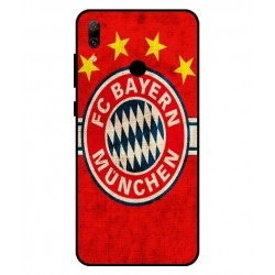 Durable Bayern De Munich Cover For Huawei P Smart 2019