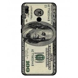 Durable 100 Dollar Note Cover For Huawei P Smart 2019