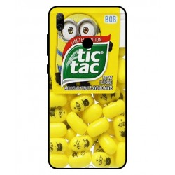 Durable TicTac Cover For Huawei P Smart 2019