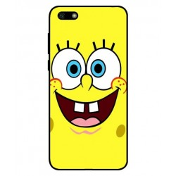 Durable SpongeBob Cover For Huawei Y5 Lite 2018