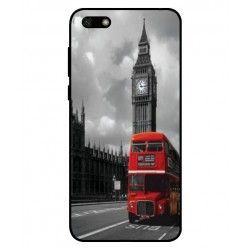 Durable London Cover For Huawei Y5 Lite 2018