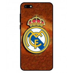 Durable Real Madrid Cover For Huawei Y5 Lite 2018