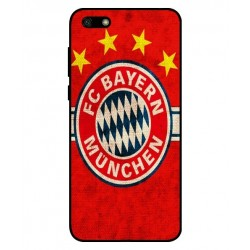 Durable Bayern De Munich Cover For Huawei Y5 Lite 2018
