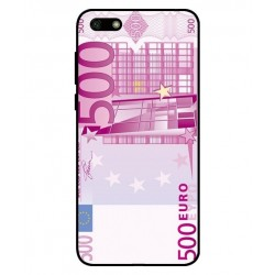 Durable 500 Euro Note Cover For Huawei Y5 Lite 2018