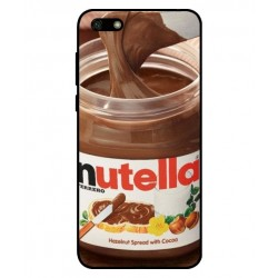Durable Nutella Cover For Huawei Y5 Lite 2018