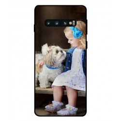 Customized Cover For Samsung Galaxy S10