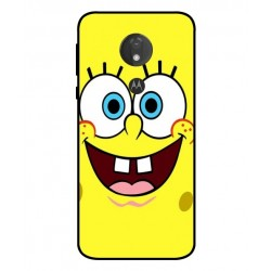 SpongeBob Cover Per Motorola Moto G7 Power