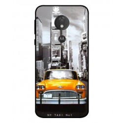 New York Cover Per Motorola Moto G7 Power