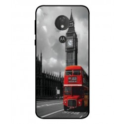 Coque De Protection Londres Pour Motorola Moto G7 Power