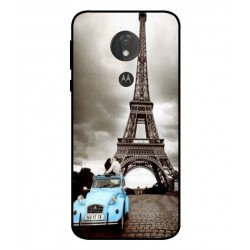 Coque De Protection Paris Pour Motorola Moto G7 Power