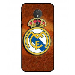Coque De Protection Réal de Madrid Pour Motorola Moto G7 Power