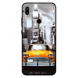 Durable New York Cover For Xiaomi Redmi Note 7 Pro