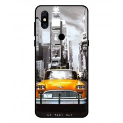 Durable New York Cover For Xiaomi Mi Mix 3 5G