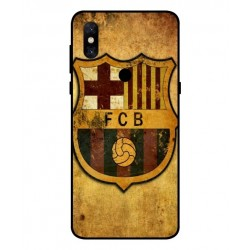 Durable FC Barcelona Cover For Xiaomi Mi Mix 3 5G