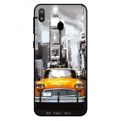 Durable New York Cover For Samsung Galaxy M20
