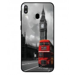 Durable London Cover For Samsung Galaxy M20