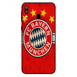 Durable Bayern De Munich Cover For Samsung Galaxy M20