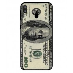 Durable 100 Dollar Note Cover For Samsung Galaxy M20