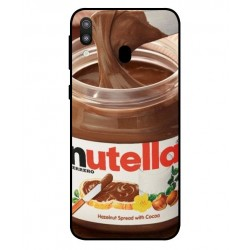 Durable Nutella Cover For Samsung Galaxy M20