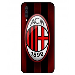 Durable AC Milan Cover For Samsung Galaxy A50
