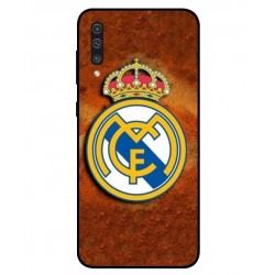 Durable Real Madrid Cover For Samsung Galaxy A50