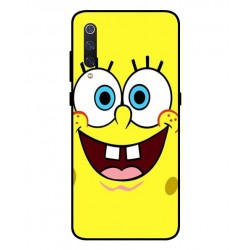 Durable SpongeBob Cover For Xiaomi Mi 9