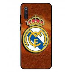 Durable Real Madrid Cover For Xiaomi Mi 9