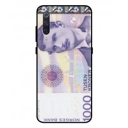 1000 Norwegian Kroner Note Cover For Xiaomi Mi 9
