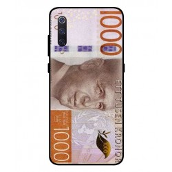 Durable 1000Kr Sweden Note Cover For Xiaomi Mi 9