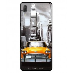 Durable New York Cover For Sony Xperia L3