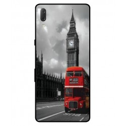 Durable London Cover For Sony Xperia L3