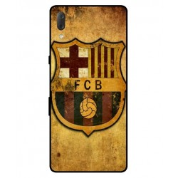 Durable FC Barcelona Cover For Sony Xperia L3