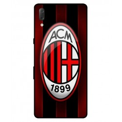Durable AC Milan Cover For Sony Xperia L3